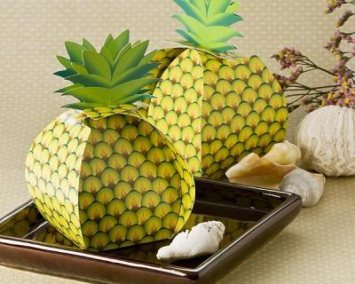bo te drag e exotique fruit ananas x 12. Black Bedroom Furniture Sets. Home Design Ideas